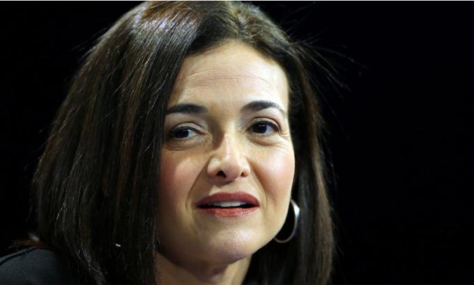 COO Facebook, Sheryl Sandberg là người phụ nữ quyền lực nhất Thung lũng Silicon. Ảnh: Reuters.