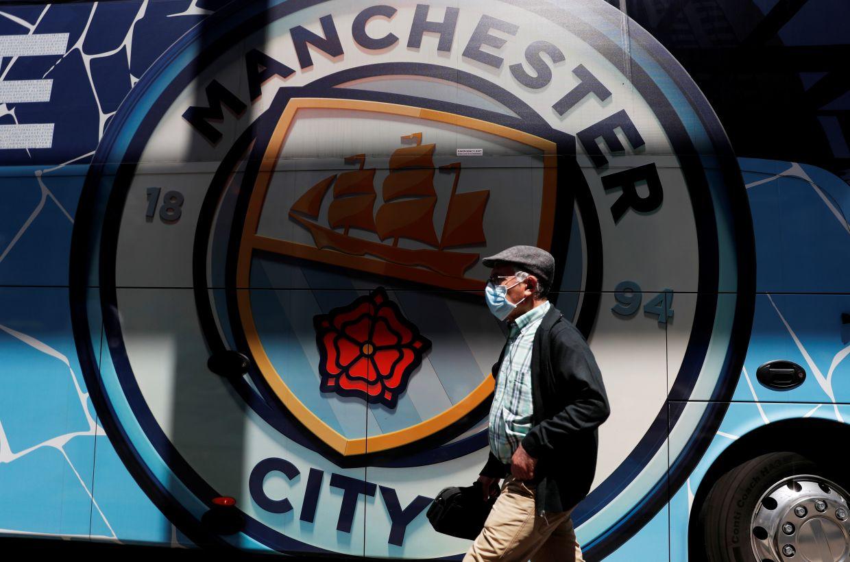 Manchester City đã tung ra mã tiền số của riêng mình gần đây có tên CITY. Ảnh: Reuters.