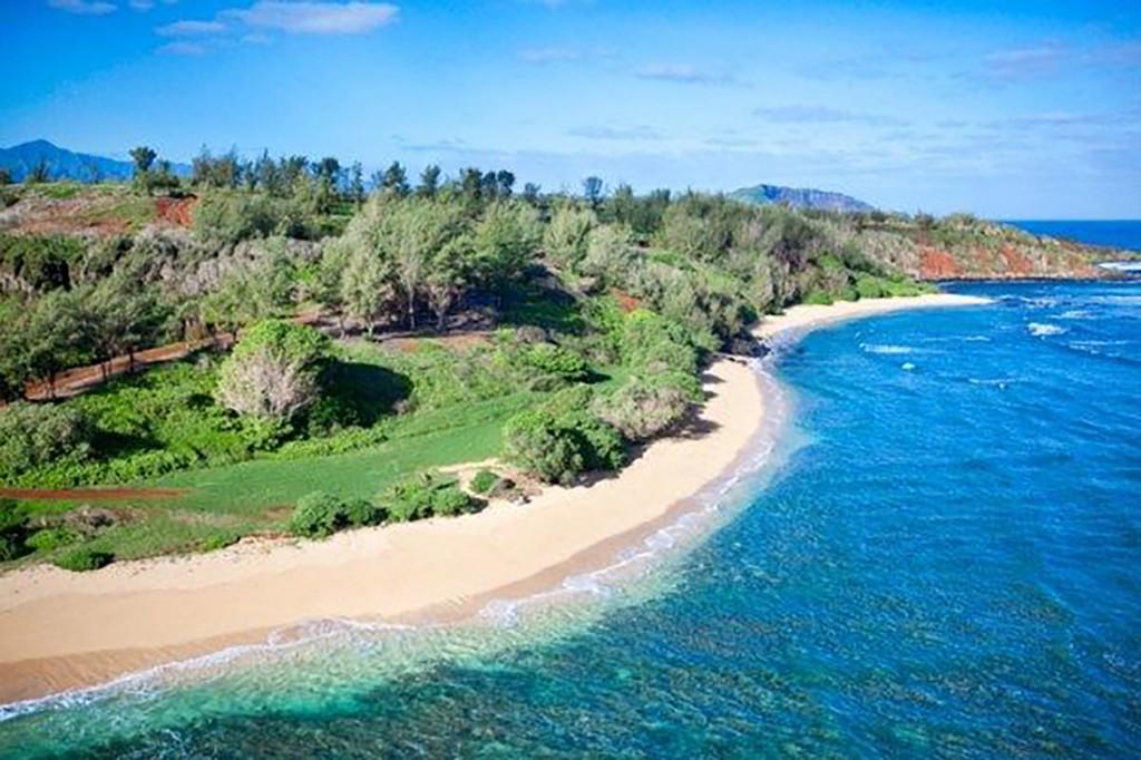 Một phần khu đất tại Hawaii của Mark Zuckerberg.