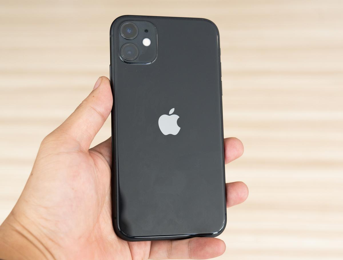 iPhone 11. Ảnh: Huy Đức