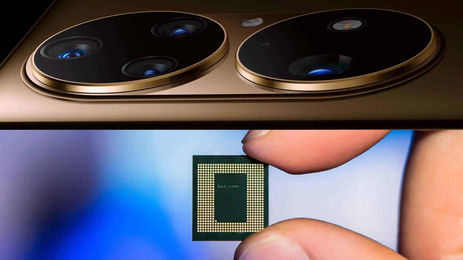 Qualcomm sẽ giải cứu Huawei bằng cách làm riêng dòng chip cao cấp không có kết nối 5G. Ảnh: Phonearena.