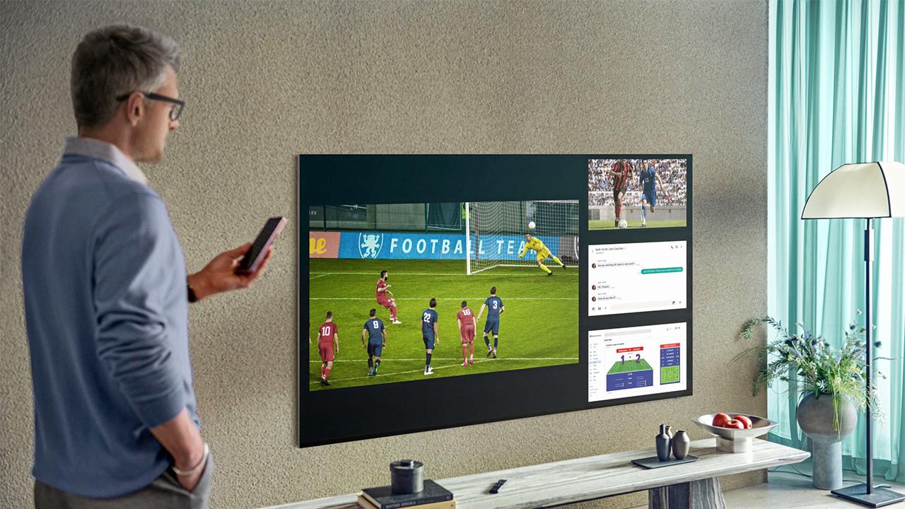 Multi View là tính năng được nhiều fan bóng đá yêu thích.