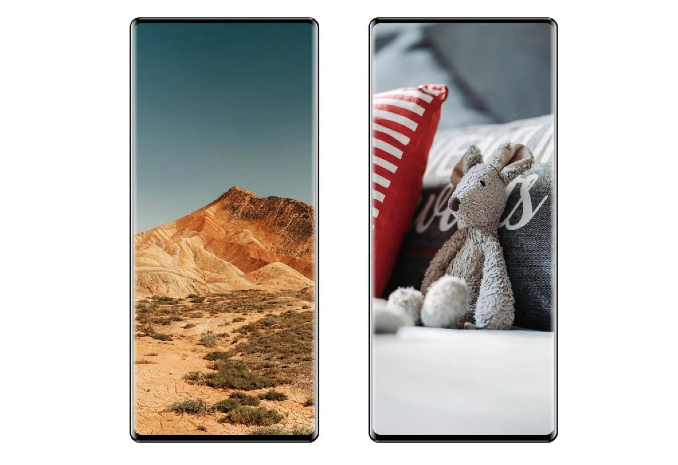 Xiaomi Mi MIx 4 sẽ là một trong những smartphone nổi bật nhất năm nay. Ảnh: Phonearena.
