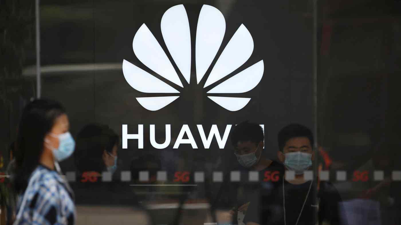 Huawei đang nắm giữ nhiều bằng sáng chế về công nghệ không dây. Ảnh: Reuters.