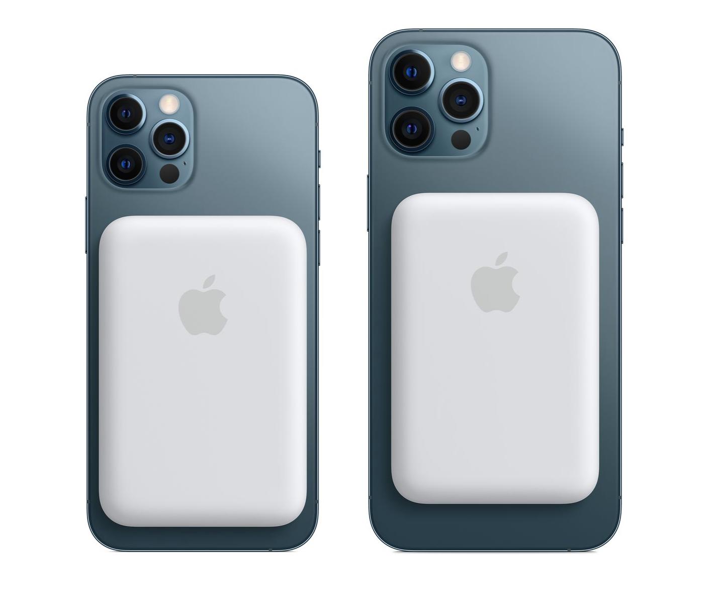 Pin của Apple có giá đắt gấp đôi so với các mẫu pin dự phòng có sạc không dây hiện nay. Ảnh: Apple.