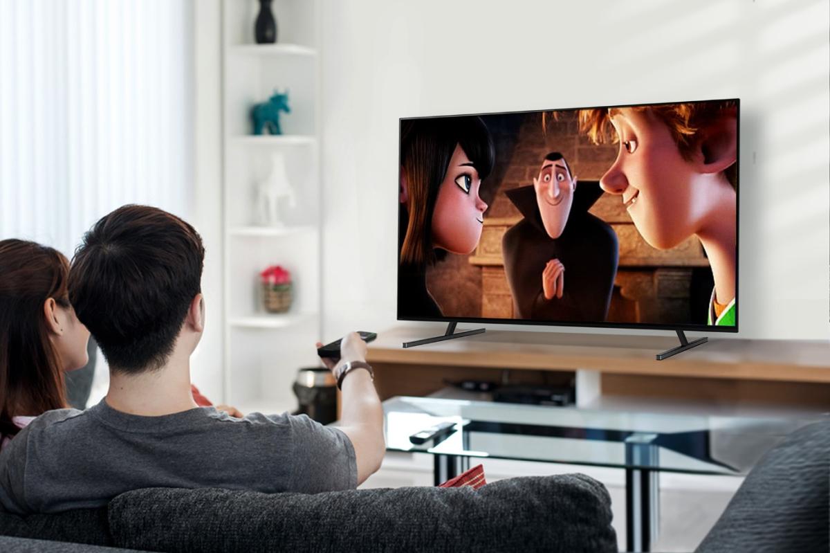 TV Bravia OLED A80J mở ra thế giới giải trí phong phú cho người dùng.