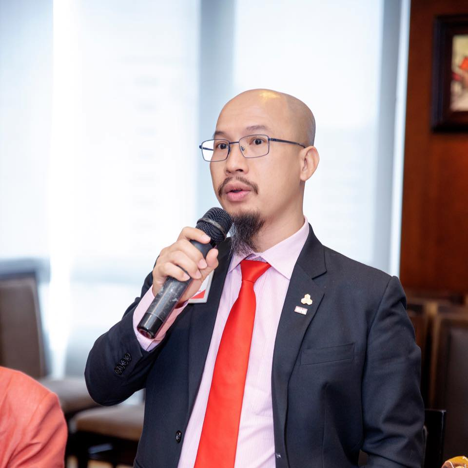 Ông Trần Duy Hào - Founder & CEO Star Global 3D.
