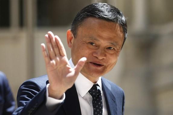 Tuy ít xuất hiện, nhưng Ma quyên góp nhiều hơn bất kỳ doanh nhân Trung Quốc nào trong năm 2020. Ảnh: AP.