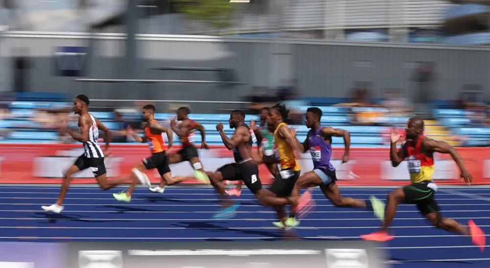 Chính xác đến từng milimet, công nghệ thể thao thay đổi cách các vận động viên tập luyện và thi đấu. Ảnh: Reuters.