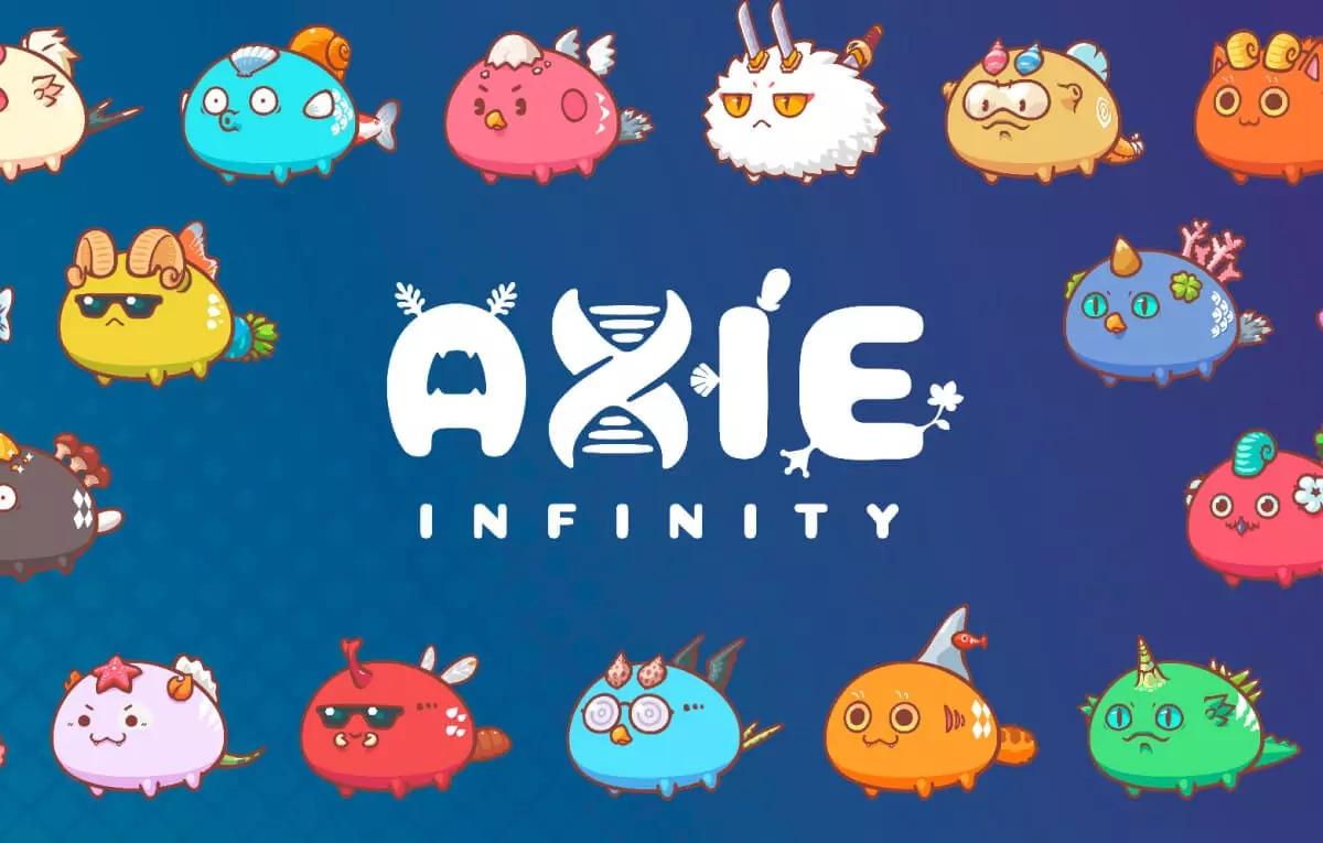 Điểm đặc biệt của Axie Infinity là cho phép người dùng có thể chơi game để kiếm tiền.
