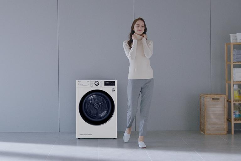 Thiết bị giảm hao tốn điện năng, bảo quản chất vải.