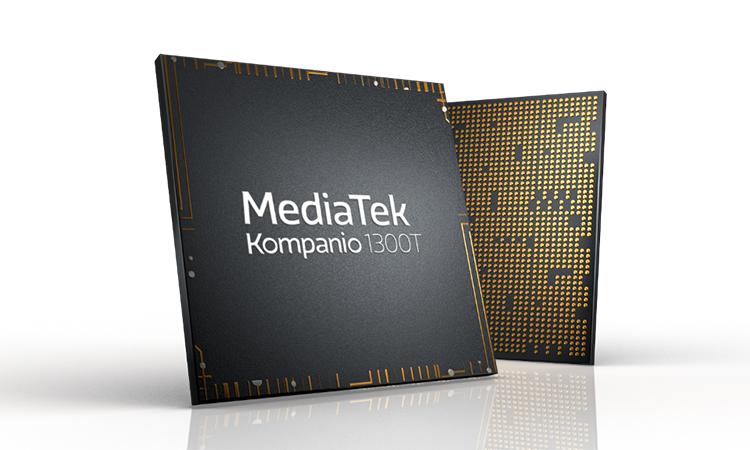 MediaTek Kompanio 1300T.