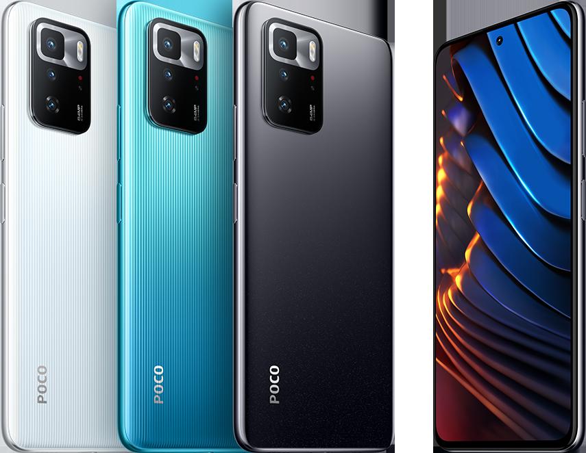 Poco là thương hiệu smartphone nổi bật với các model cấu hình vượt trội trong tầm giá. Ảnh: Poco