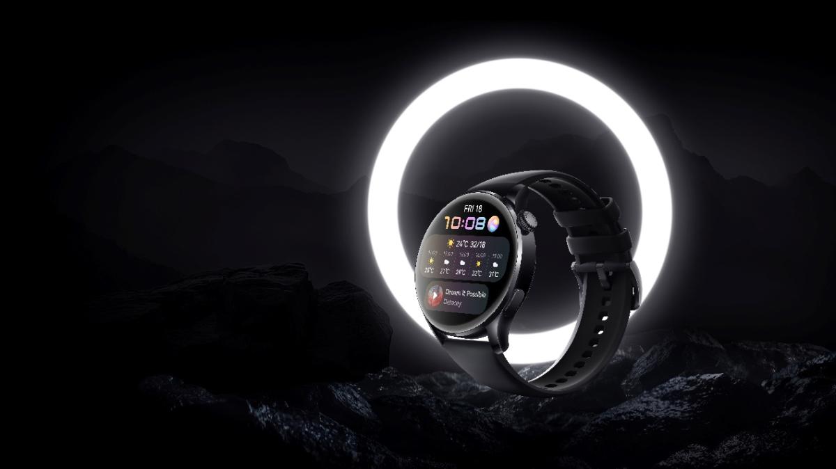 Sự cân bằng hoàn hảo giữa Đồng hồ thông minh và Đồng hồ cổ điển, HUAWEI WATCH 3 được sinh ra để mang đến trải nghiệm thông minh