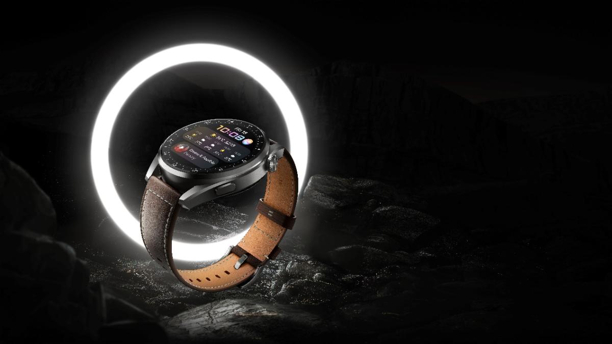 Sự cân bằng hoàn hảo giữa Đồng hồ thông minh và Đồng hồ cổ điển, HUAWEI WATCH 3 được sinh ra để mang đến trải nghiệm thông minh - 1