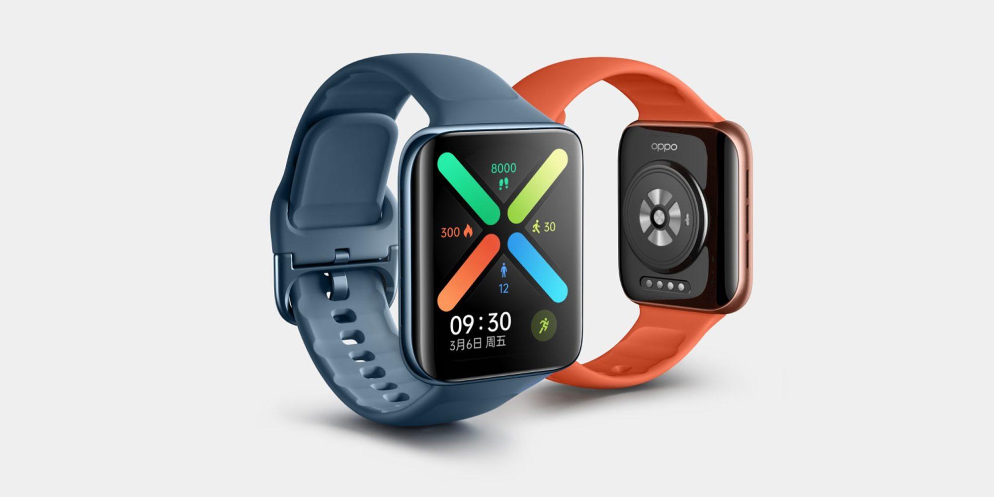 Oppo Watch 2 nâng cấp mạnh về phần cứng so với thế hệ trước. Ảnh: 9to5Google.