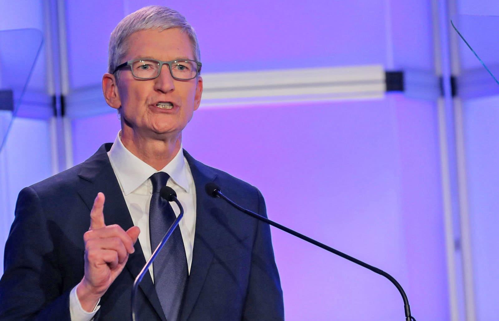 Số tiền mà Apple phải trả cho chi phí vận tải cao hơn mong muốn của Tim Cook. Ảnh: Engadget
