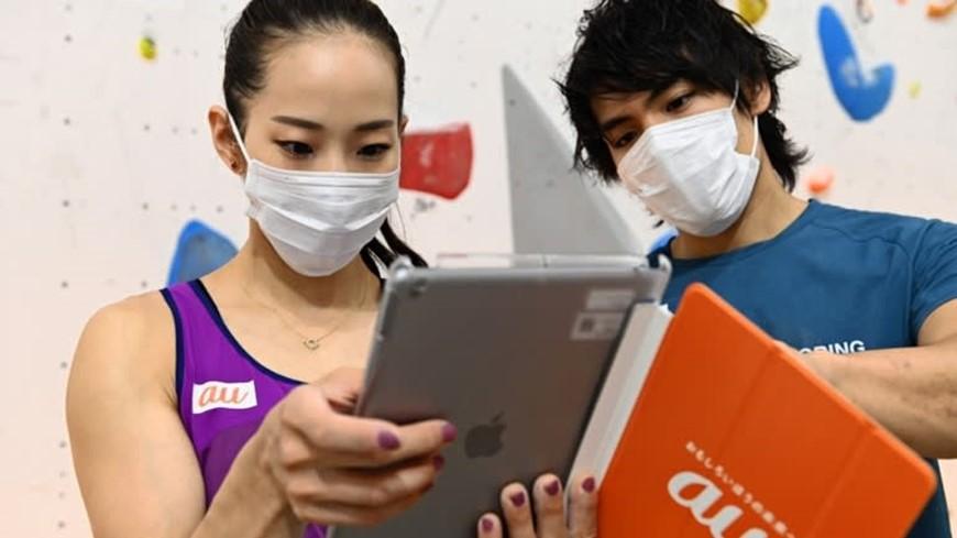 Vận động viên nhận được được hỗ trợ đắc lực từ sức mạnh của Big Data. Ảnh: Nikkei.