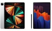 Apple và Samsung thống trị thị trường máy tính bảng