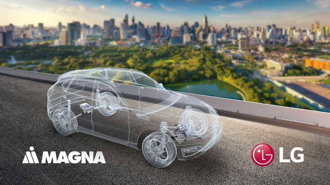 LG lập công ty sản xuất linh kiện ôtô điện - VnExpress Số hóa