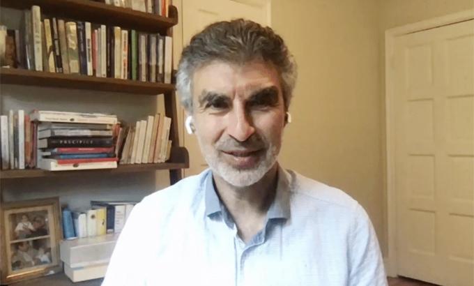 Giáo sư Yoshua Bengio là một trong những người đặt nền móng cho sự phát triển của AI.