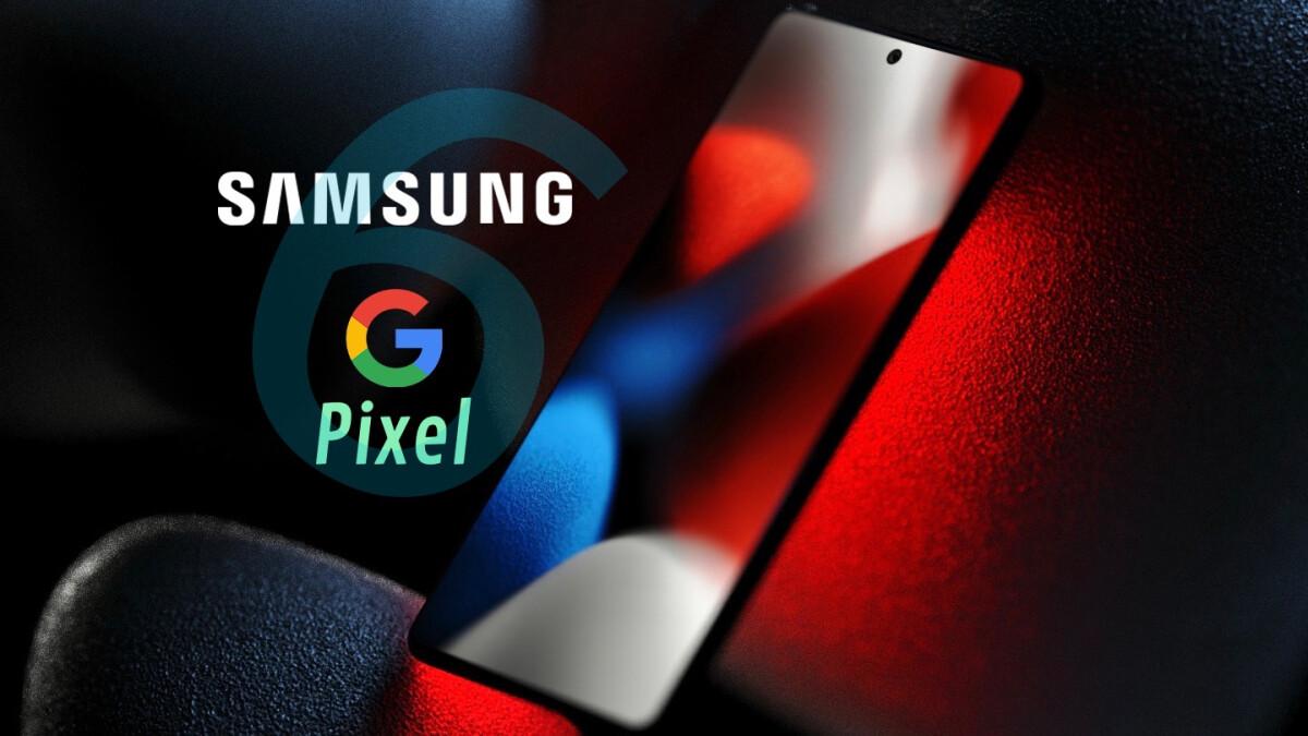 Samsung sản xuất chip xử lý Tensor và cung cấp cả modem 5G cho Google Pixel 6. Ảnh: fortyblocks