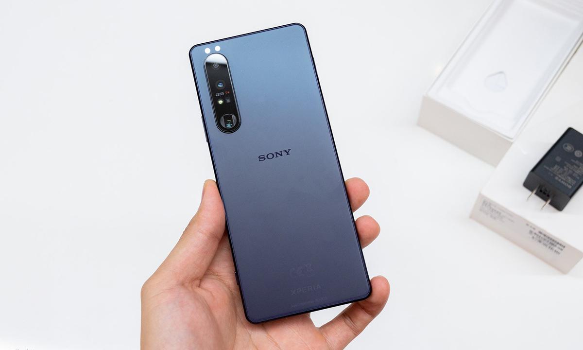 Sony Xperia 1 III chính hãng được bán ra trễ hơn dự kiến. Ảnh: Dũng Đinh
