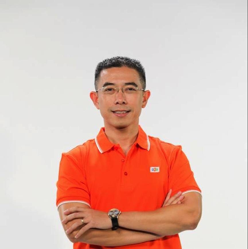 Ông Hoàng Việt Anh - Tổng Giám Đốc FPT Telecom - Phó Tổng Giám Đốc Tập đoàn FPT.