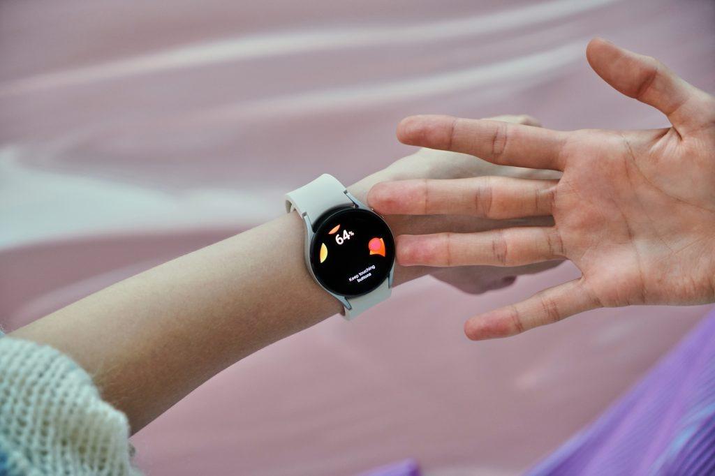 Người dùng có thể nhận kết quả phân tích thành phần cơ thể trong 15 giây.