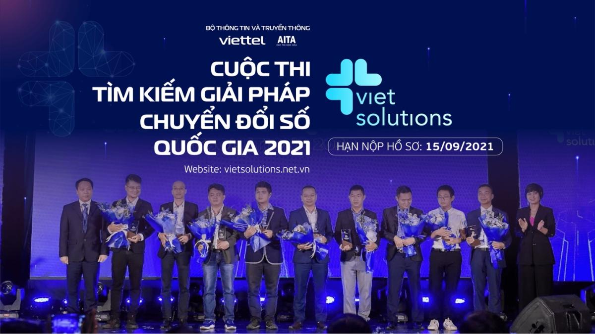 Các đội tham dự Viet Solutions sẽ có cơ hội hợp tác với sếu đầu đàn ngay khi cuộc thi đang diễn ra.