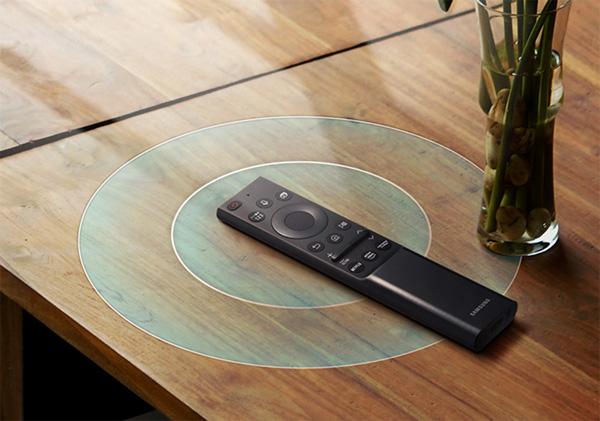 Điều khiển TV giúp giảm rác thải pin.