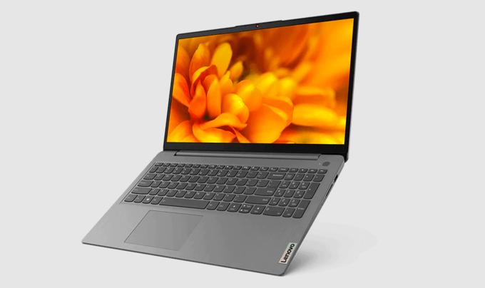 Laptop IdeaPad Slim 3i Gen 6 của Lenovo.