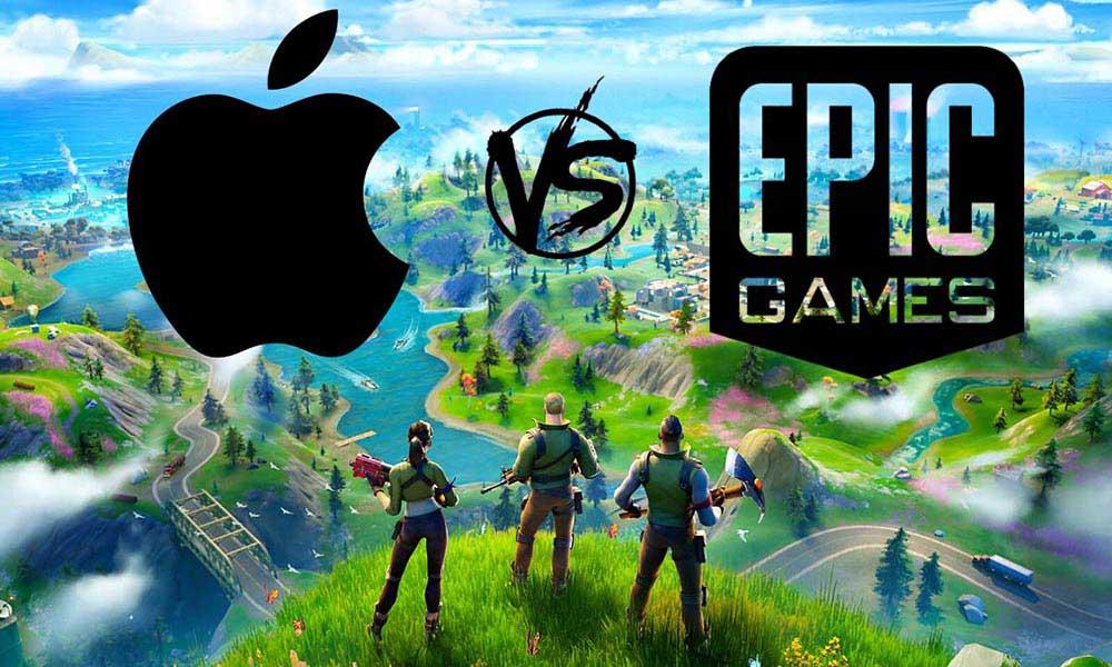Cả Epic Games lẫn Apple đều chịu thiệt hại lớn trong cuộc chiến pháp lý đang diễn ra. Ảnh: Paratic