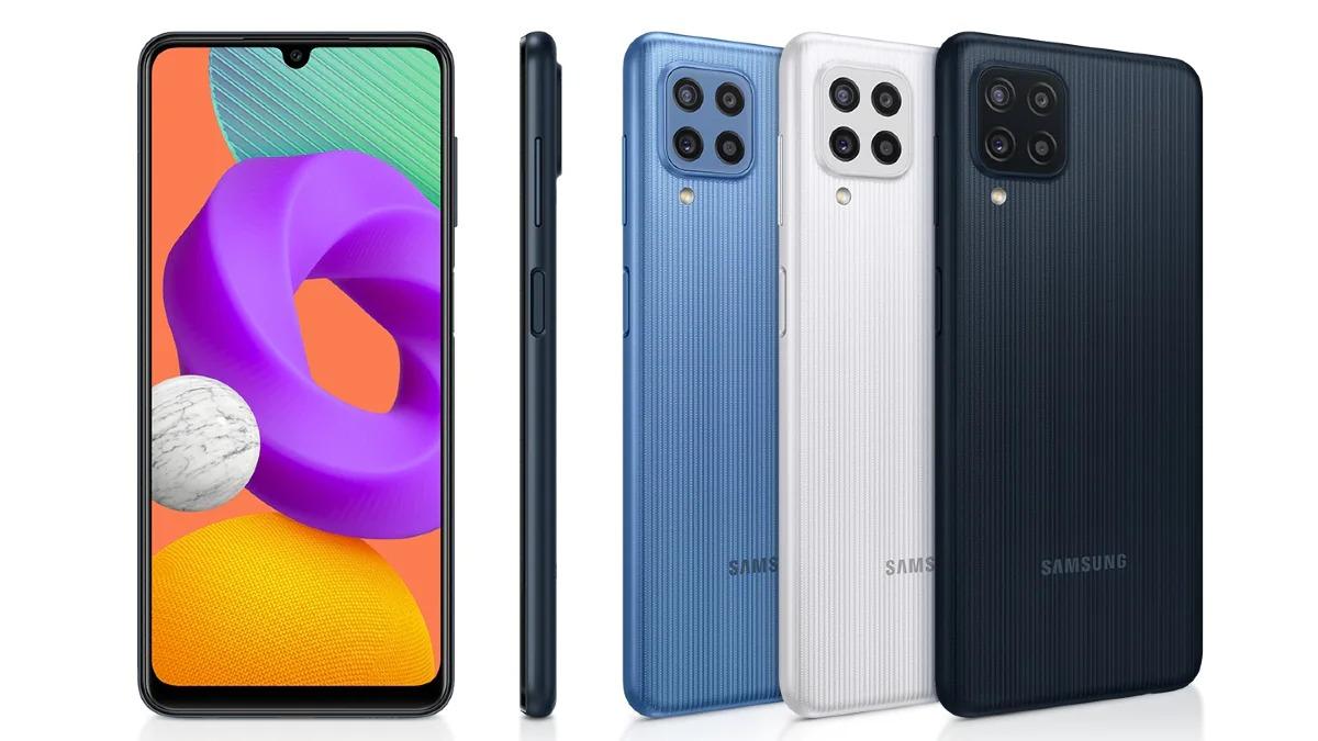 Samsung tập trung vào phân khúc giá tốt với hàng loạt model như Galaxy M22 ra mắt gần đây.