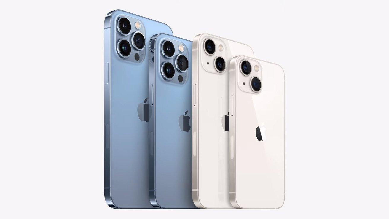 Chuyên gia cho rằng loạt iPhone 13 được đánh giá là không quá lột xác, nhưng vẫn sẽ được lòng người dùng. Ảnh: Apple