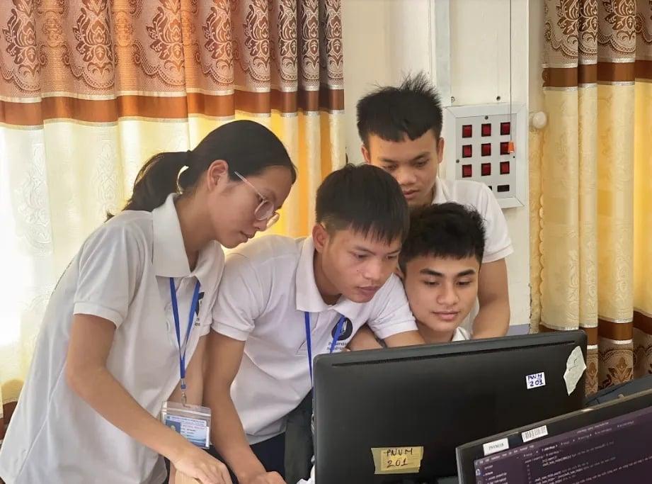 PNV và Acer Việt Nam tổ chức chương trình Tập thể thao -Trao laptop mang đến cơ hội được học tập đầy đủ hơn cho các bạn sinh viên tại đây.