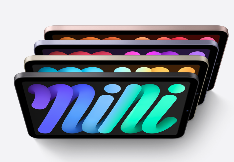 iPad mini 6. Ảnh: Apple