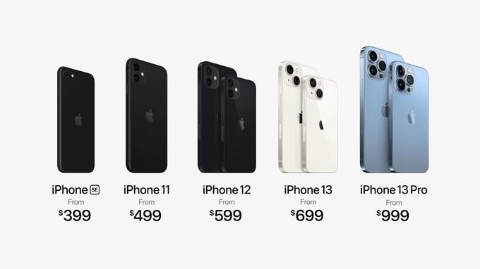 Dưới thời Tim Cook, người dùng có thêm nhiều lựa chọn về giá của iPhone, đây cũng là vũ khí quan trọng giúp Apple liên tục đạt doanh thu kỷ lục.