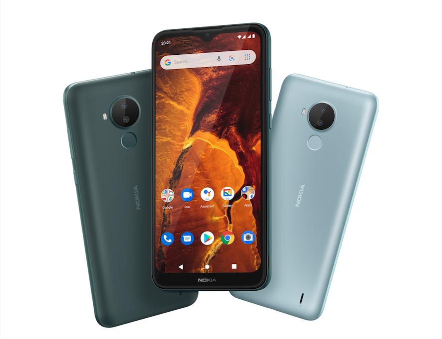 Nokia C30 là smartphone có màn hình lớn nhất phân khúc phổ thông.