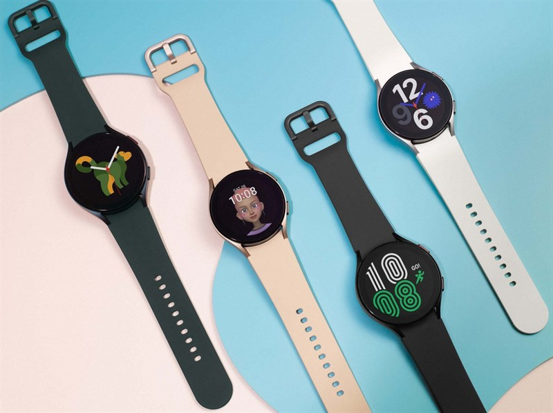 Dù với phong cách nào, Galaxy Watch 4 cũng hoàn thành xuất sắc nhiệm vụ giúp người sử dụng trở nên nổi bật ở bất cứ đâu