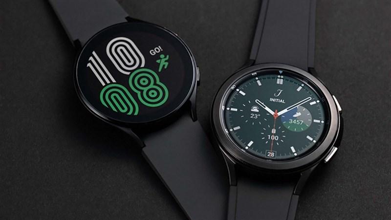 Người dùng có thể xoay vòng bezel hoặc lướt ngón tay dọc theo cạnh màn hình để thay đổi giao diện trên Galaxy Watch 4 series