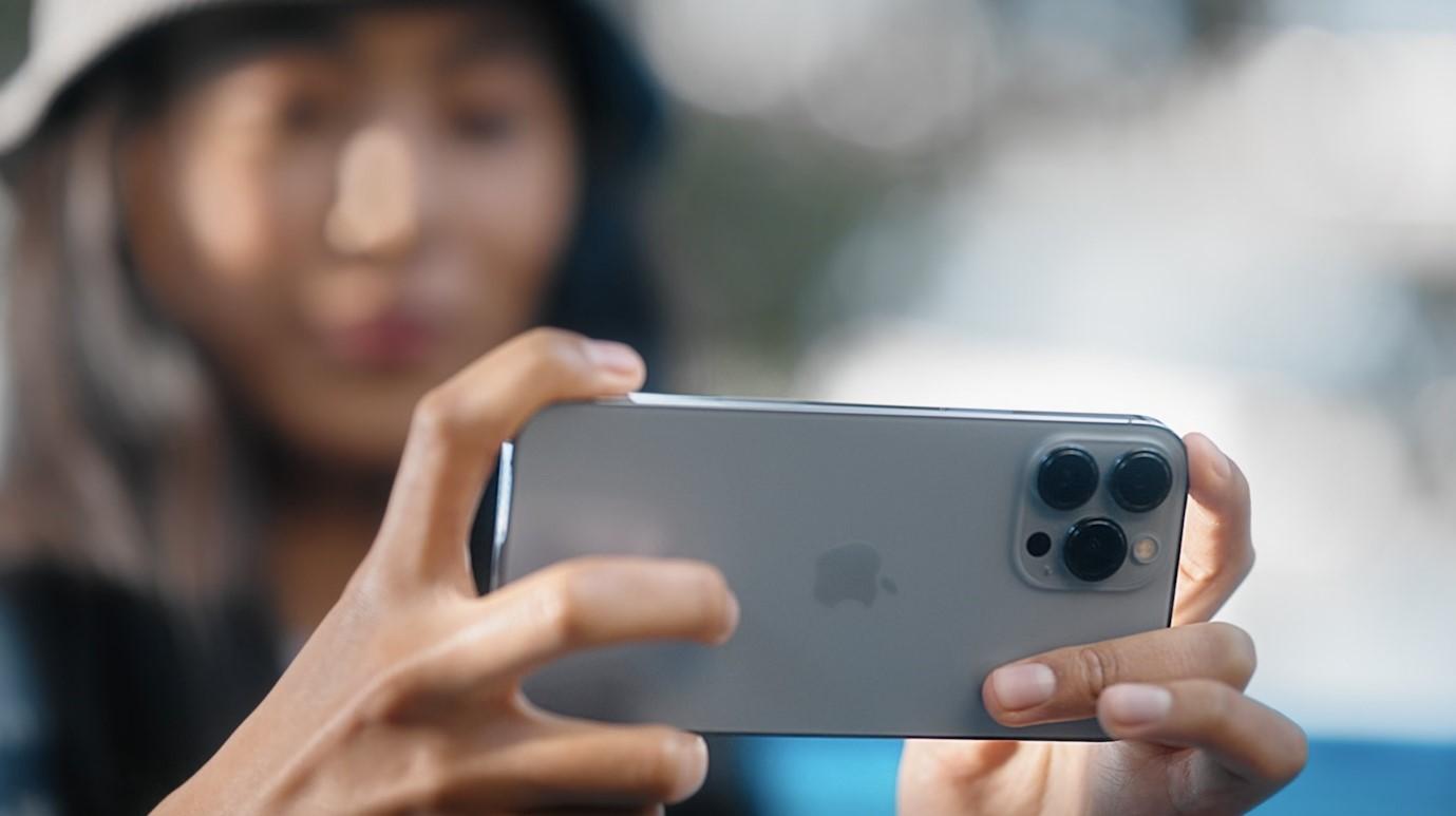 Camera là điểm cộng lớn trên iPhone mới.