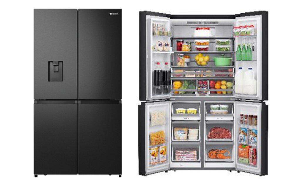 Bình chọn tủ lạnh nhiều cánh giá tốt - 1