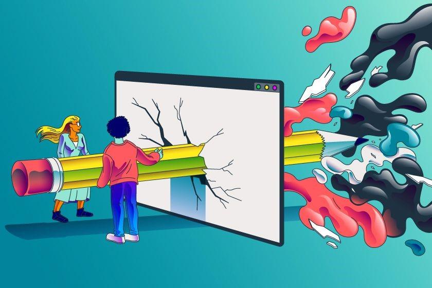 Nền tảng tạo 3D Unreal Engine giúp Epic hiện thực hóa metaverse. Ảnh: Washington Post