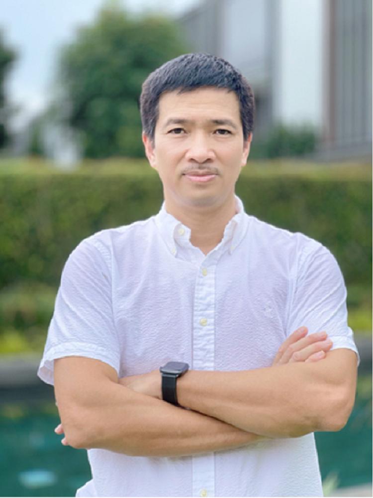 Ông Phan Đức Trung- Cố vấn trưởng Tái cấu trúc của KardiaChain.