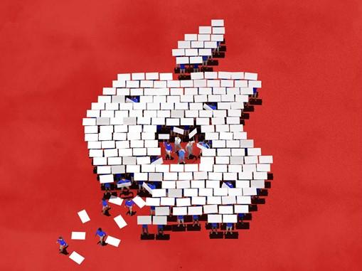 Cuộc nội chiến đang diễn ra tại Apple báo hiệu một sự thay đổi lớn của công ty. Ảnh: The Verge.