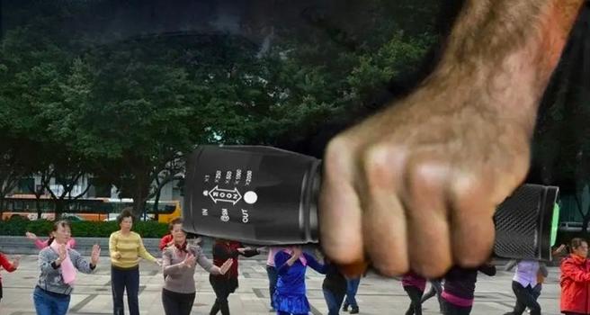 Ảnh quảng cáo một thiết bị phá sóng loa bluetooth trên Taobao.