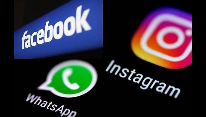 Facebook, Instagram và WhatsApp là ba nền tảng chính mà Facebook đang quản lý, trong đó Instagram thu hút nhiều người dùng trẻ nhất. Ảnh: Reuters