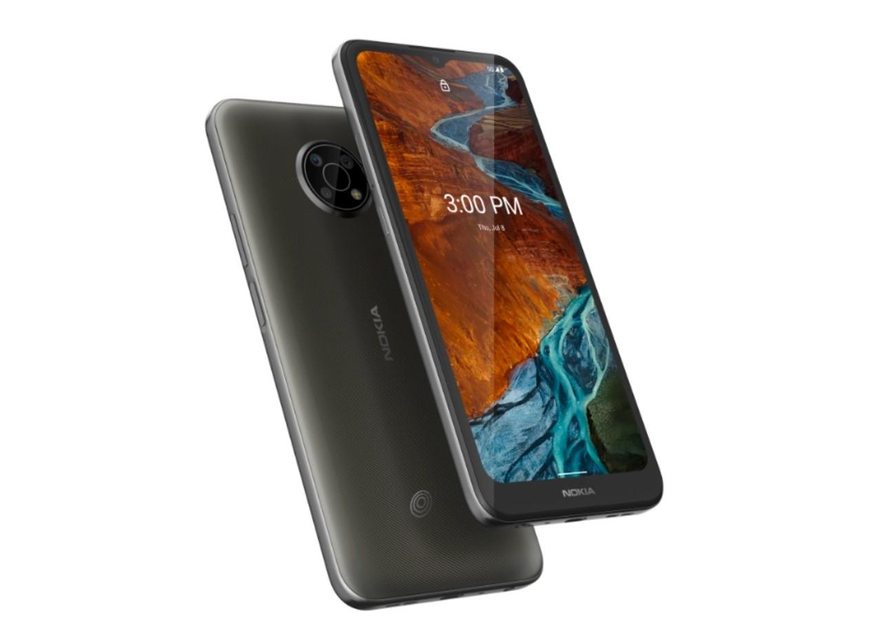 Nokia G300 là một trong những smartphone hỗ trợ kết nối 5G rẻ nhất hiện nay. Ảnh: Nokia