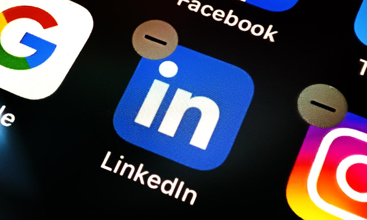 LinkedIn là mạng xã hội tiếp theo phải đóng cửa tại Trung Quốc. Ảnh: Lưu Quý